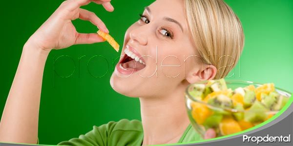Cáncer oral: alimentos de prevención