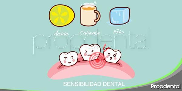 ¿Cómo podemos reducir la sensibilidad dental?