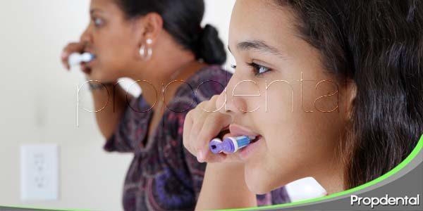 Importancia del cepillado dental después de comer