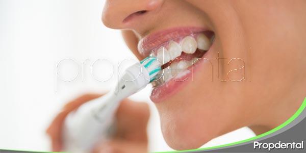 La precisión de los cepillos dentales eléctricos