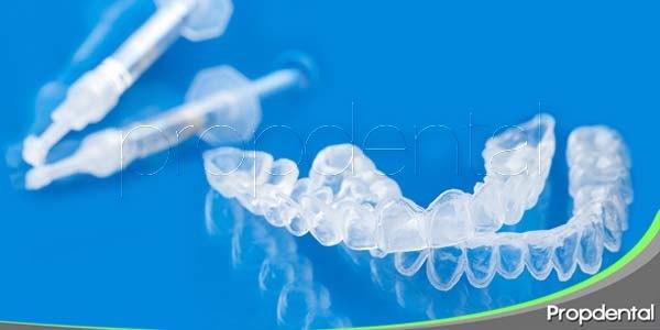 Mejorando el color de nuestros dientes desde casa