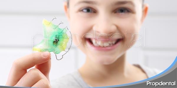 Los aparatos removibles en Ortodoncia