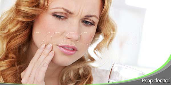 Prevenir la hipersensibilidad dental