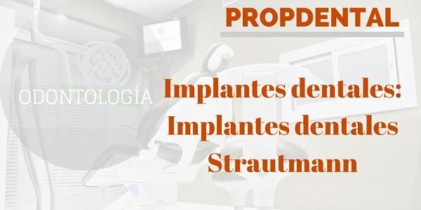 Implantes dentales Implantes dentales Strautmann