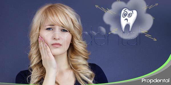 Las características de un absceso dental