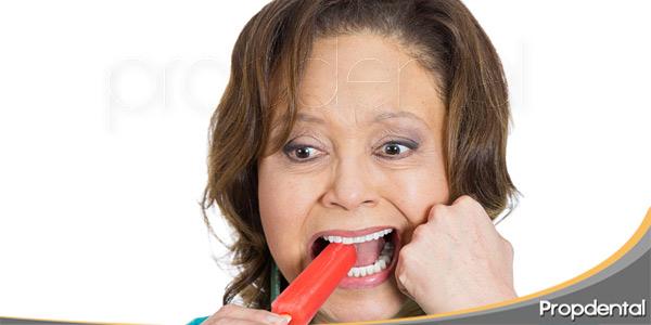 La hipersensibilidad dental más que una molestia