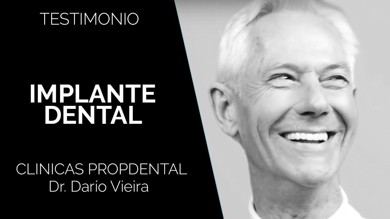 testimonio implante dental