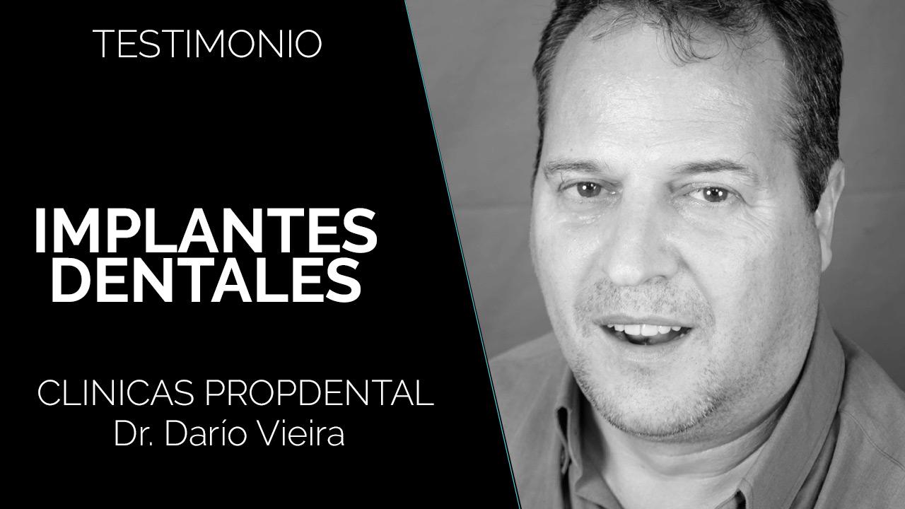 testimonio implantes dentales