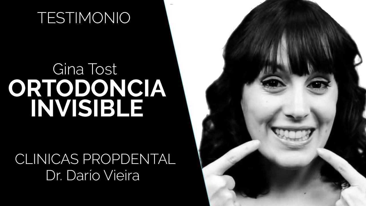 testimonio ortodoncia invisble