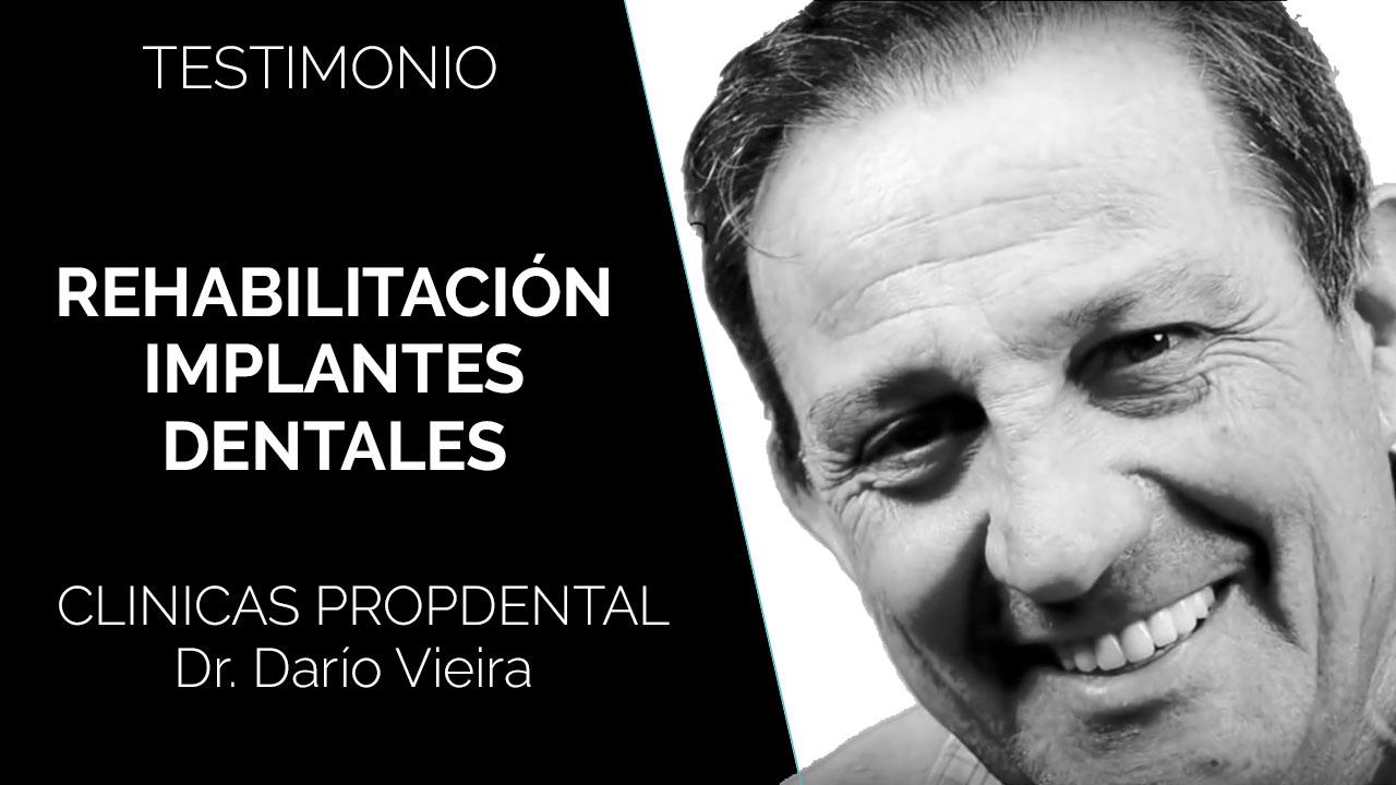 testimonio rehabilitación implantes dentales