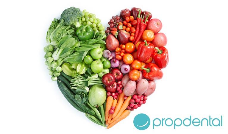alimentos sanos para tu boca