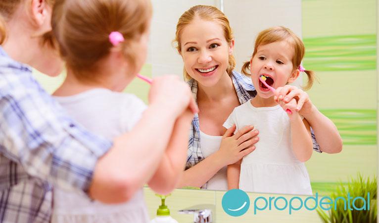 las claves de la salud oral en la infancia