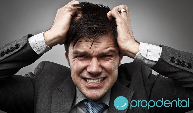Relación entre estrés y salud oral