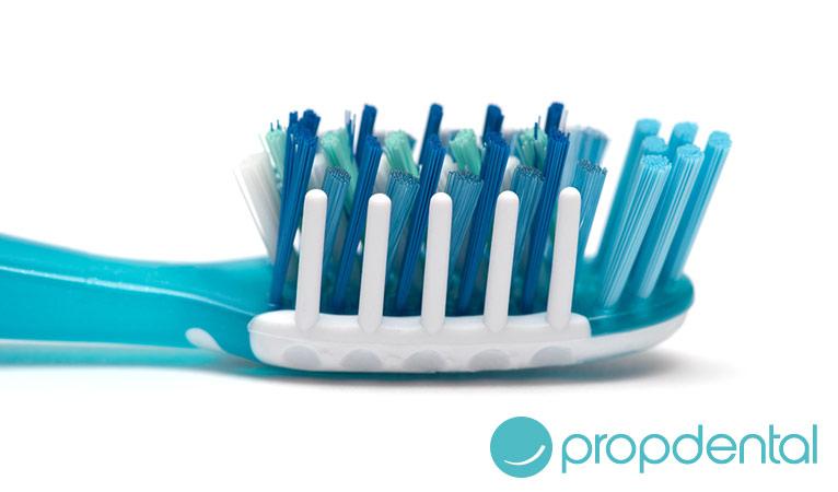 elección de un cepillo dental