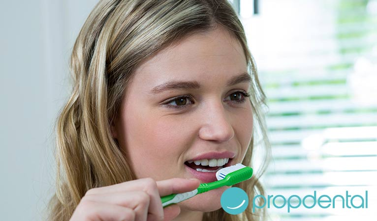 pautas para mantener una buena higiene oral