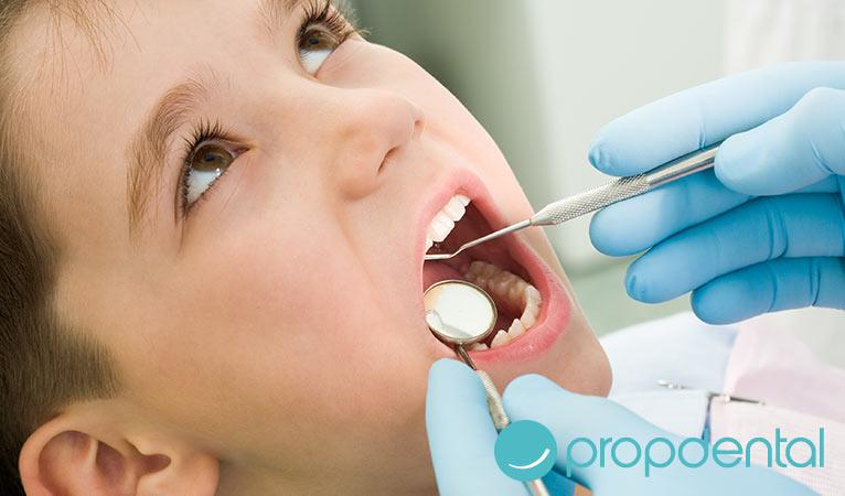 rutina de higiene oral en niños