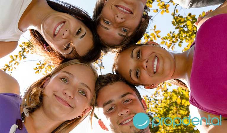 salud oral durante la adolescencia