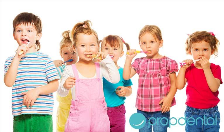 6 consejos dentales para los niños