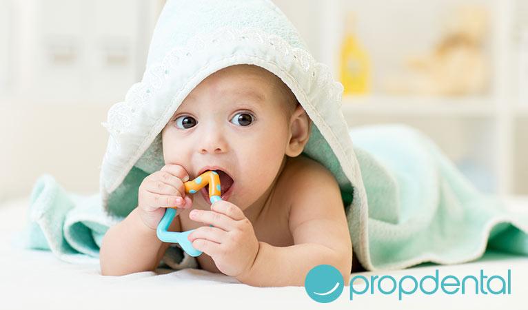 salud bucodental bebes