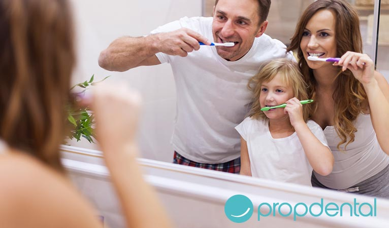 salud bucodental familia