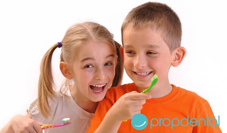 dudas frecuentes odontopediatria