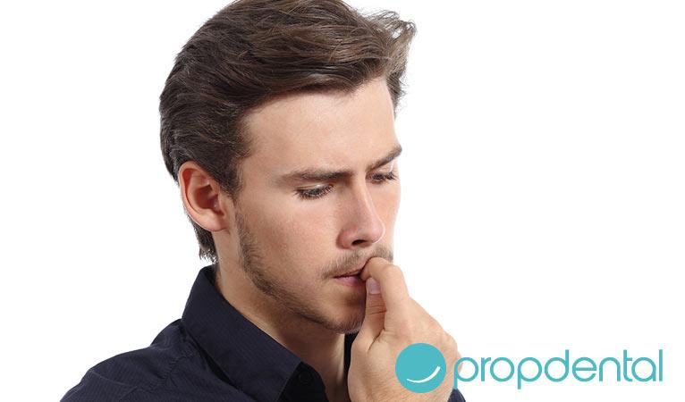 malos habitos para tus dientes