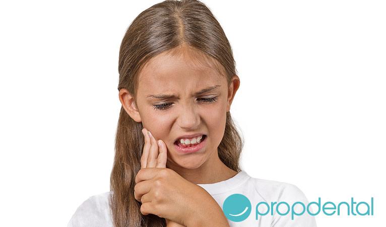senales detectar una caries dental