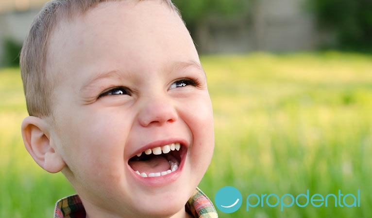 la importancia cuidar la primera dentición