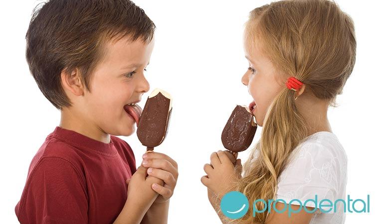 mantener una buena salud bucodental la infancia