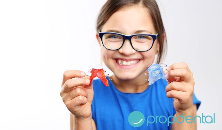 ortodoncia en la infancia cuando es necesaria