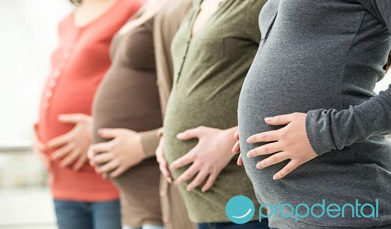 relación embarazo gingivitis