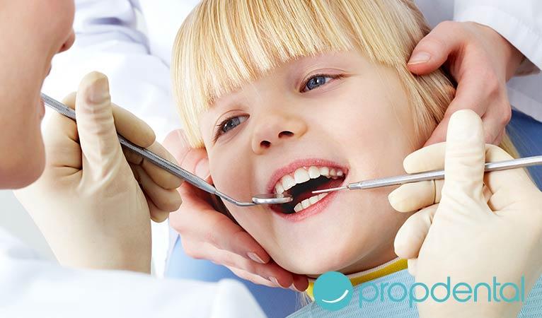 tan importante los ninos visiten al dentista
