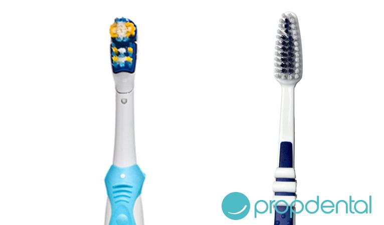 cepillo electrico o manual cual es mejor