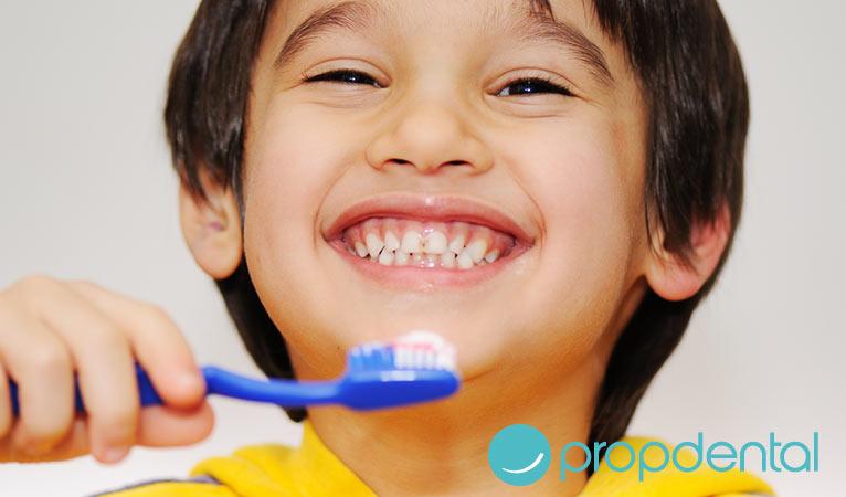 importante cuidar los dientes leche