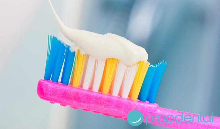 escoger bien la pasta dental