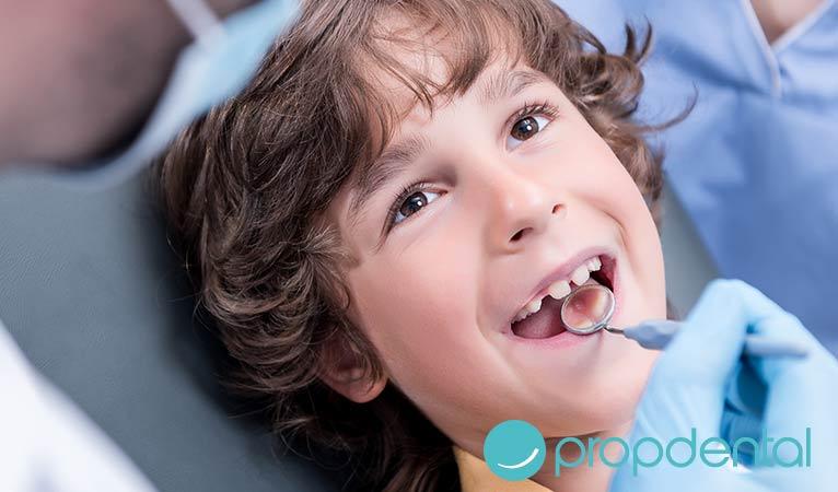 la importancia de visitar al odontopediatra