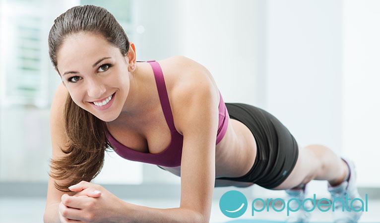 pautas una buena salud bucodental deporte