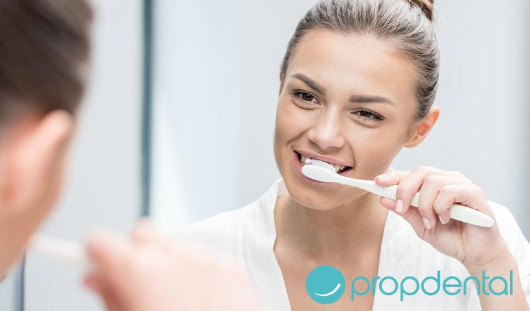 errores habituales la higiene oral
