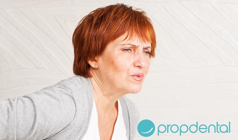 menopausia efectos mas frecuentes la salud oral