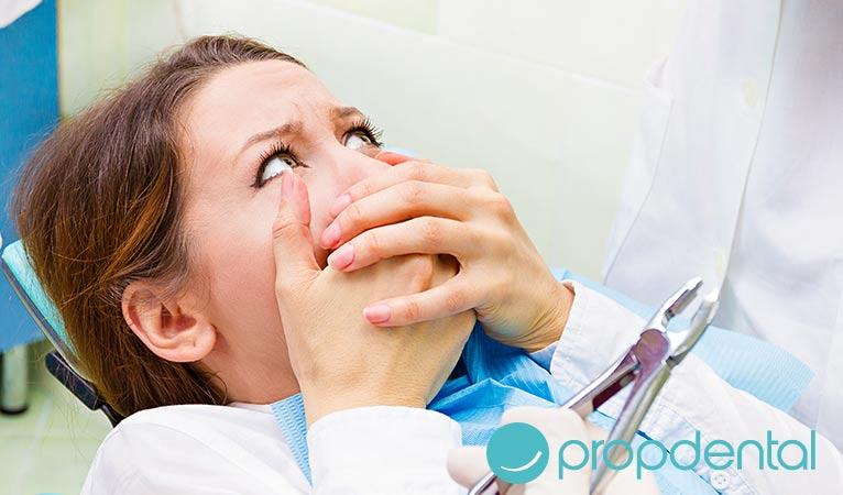 odontofobia posible superar miedo dentista