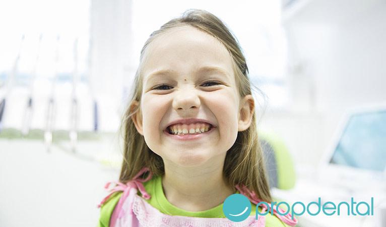 claves de la primera visita de los niños al dentista