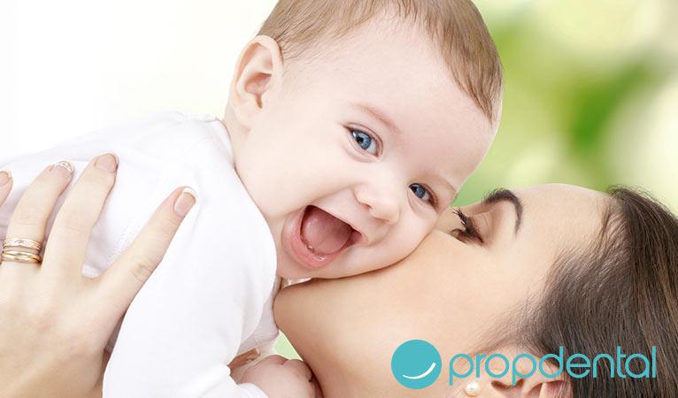 primer cumpleaños primera visita al odontopediatra