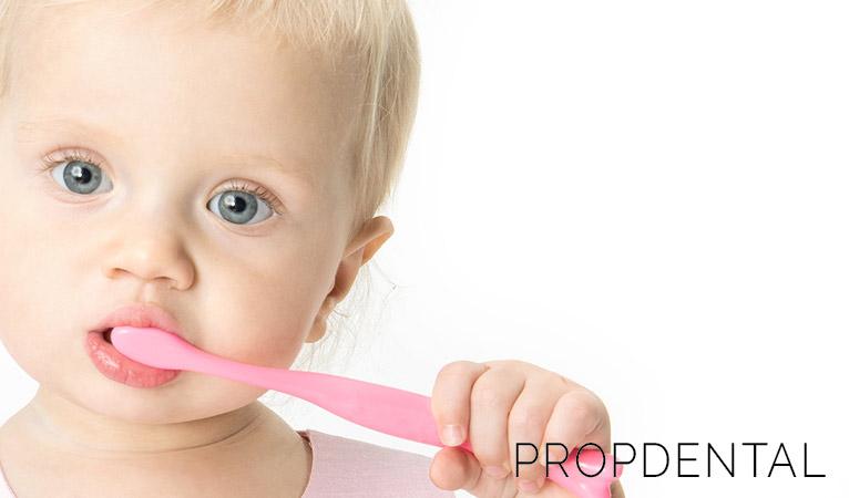 bebe tambien puede caries dental