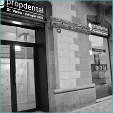 clinica propdental sants
