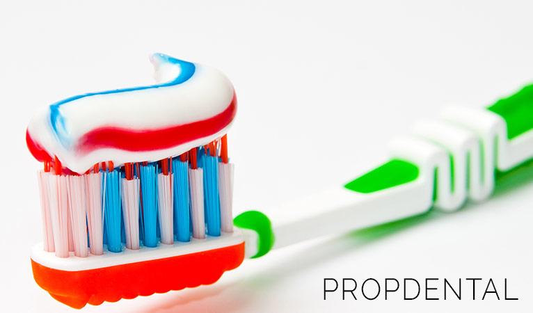 la importancia de saber escoger la pasta de dientes