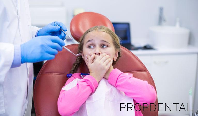 ¿Por qué los niños tienen miedo al dentista?
