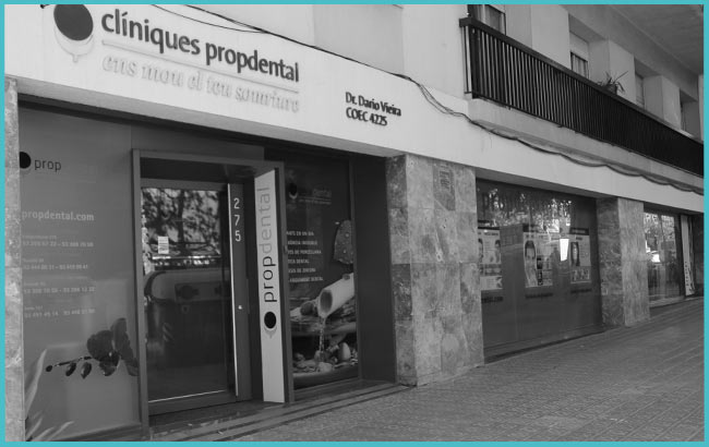 clinica propdental encants