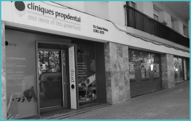 clinica propdental encants