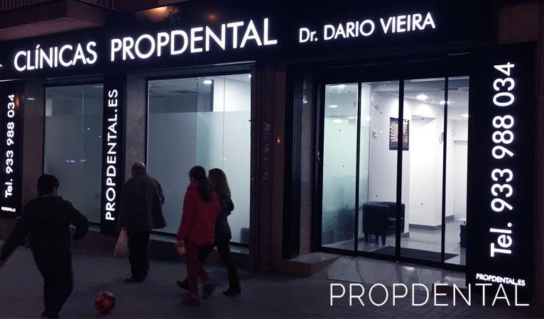 clinicas propdental badalona