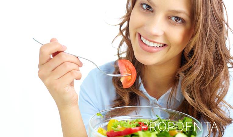 Cómo influye la nutrición en la salud bucodental